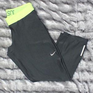 Nike Relay Capri Running Tights